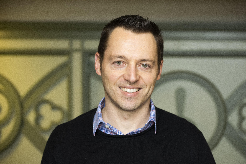 NIH and TRISH grant recipient Jacek Dmochowski