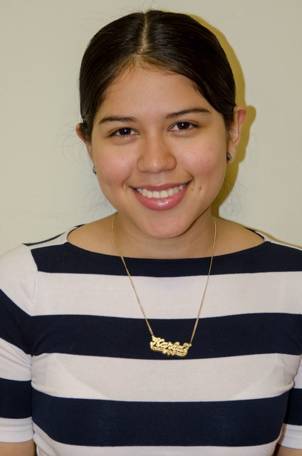 Karla Rivas, Assistive Lab Technician