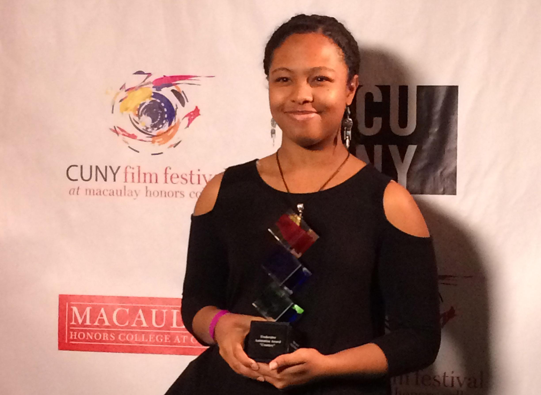 Keila Solomon CUNY Film Fest winner