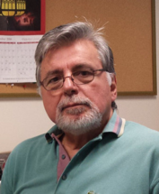 Photo of Mechanical Engineering Professor Yiannis Andreopoulos
