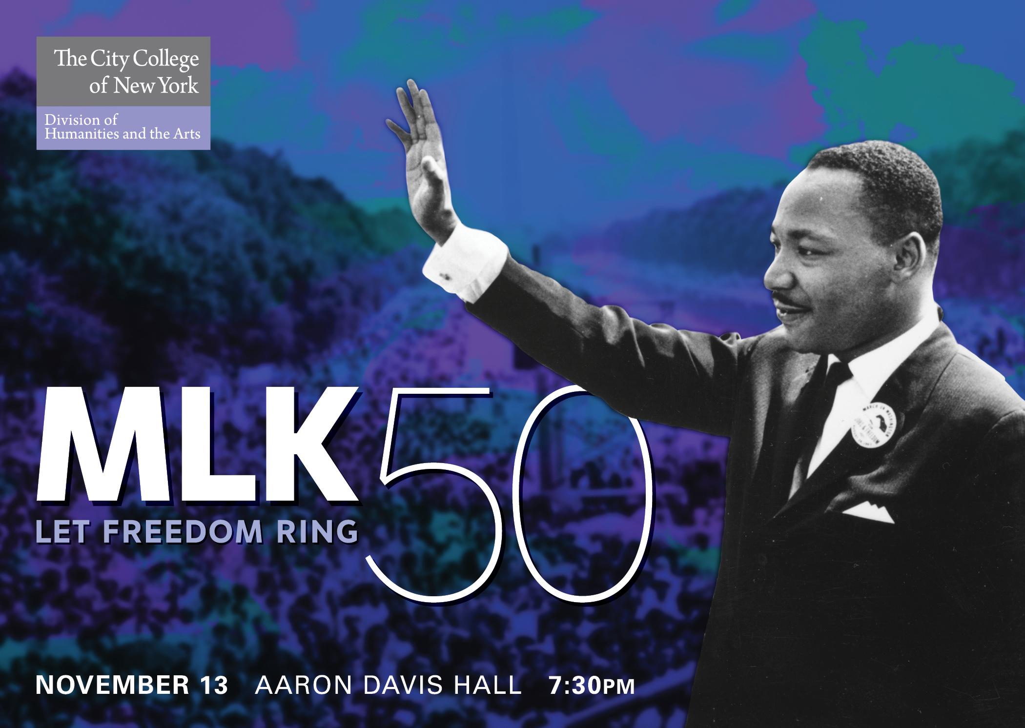 MLK50: Let Freedom Ring