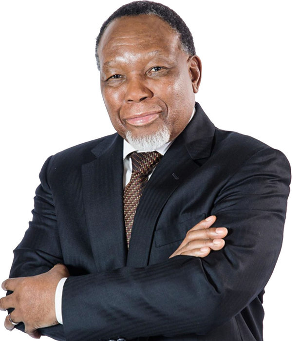 Former South African President Kgalema Motlanthe