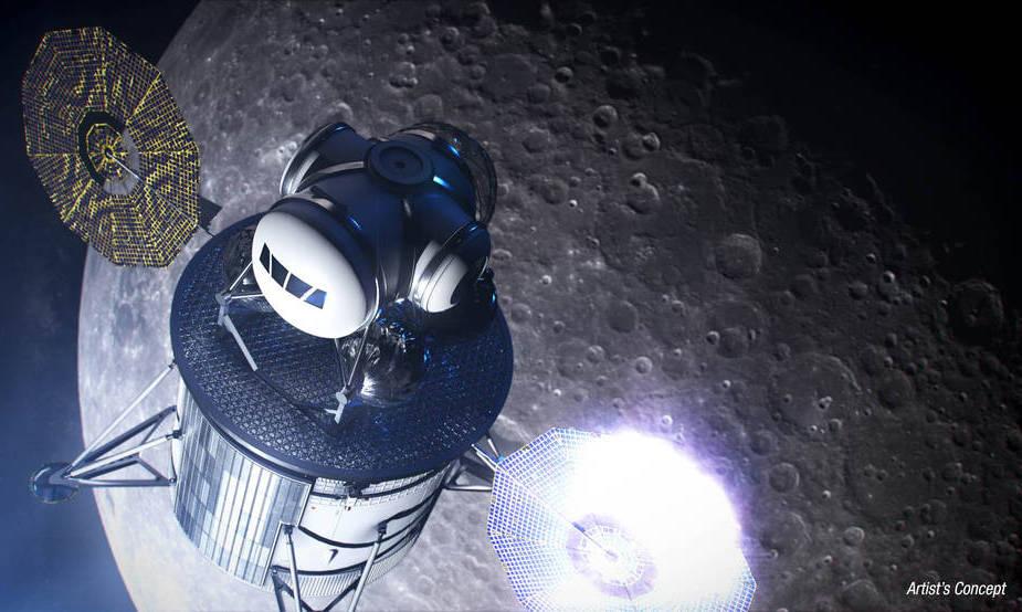 NASA_Grant_Robert_Messinger