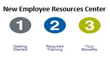 New Employee Resources Center