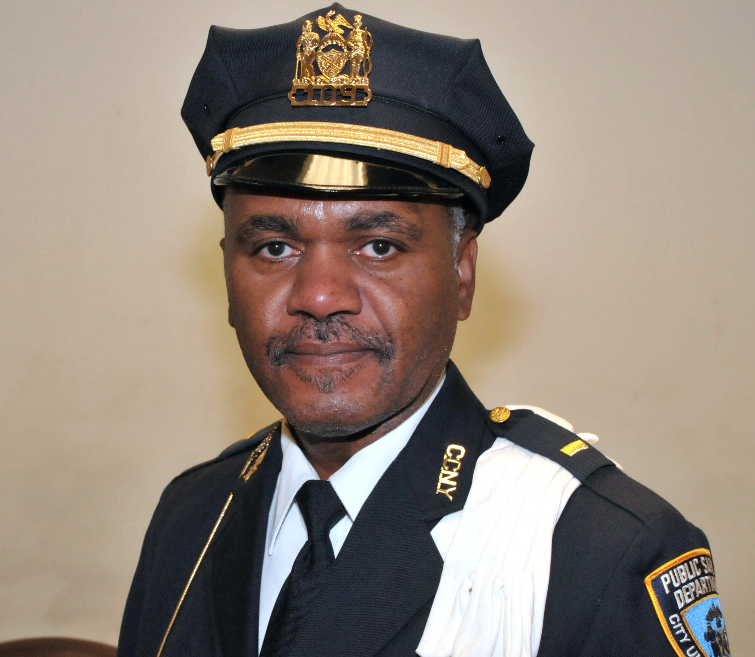 CCNY Appoints NYPD Veteran Steven Harris Director Of ...