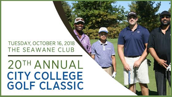 CCNY Athletics Charity Golf Classic