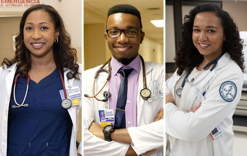 """CUNY: Changing the face of Medicine, One Student at a time."" Article Header Image"