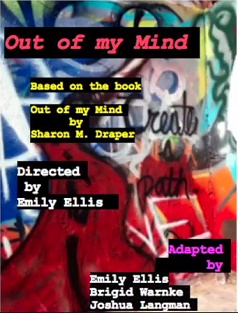 """Out of my mind"" flyer"