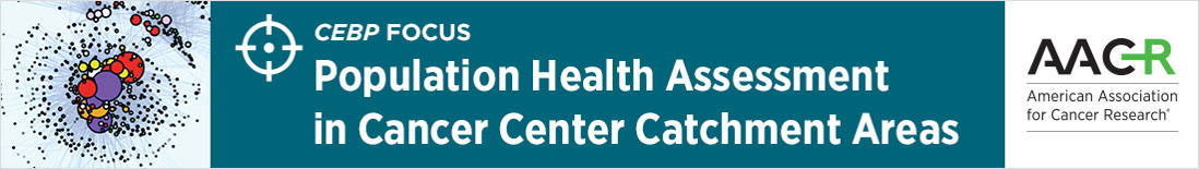 Population Health Assessment in Cancer Center Catchment Areas