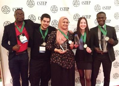 CSTEP 2017 winners