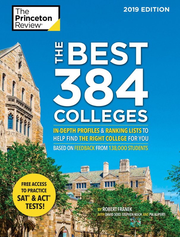 CCNY Makes Princeton Review's Best Colleges List For