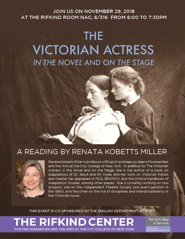 Reading by Renata Miller