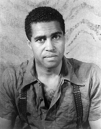 Robert Earl Jones, one of the interviewees in the Hatch-Billops Oral Histories of Black Culture.