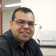 Photograph of Professor Ghose