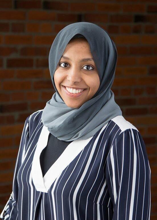photo of Dr. Samah Saeed