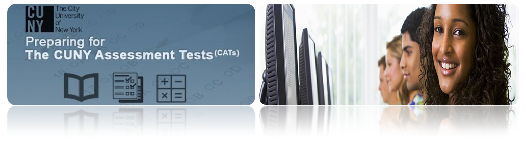 CUNY Assessment Tests (CATs) Preparation Resources | The City ...