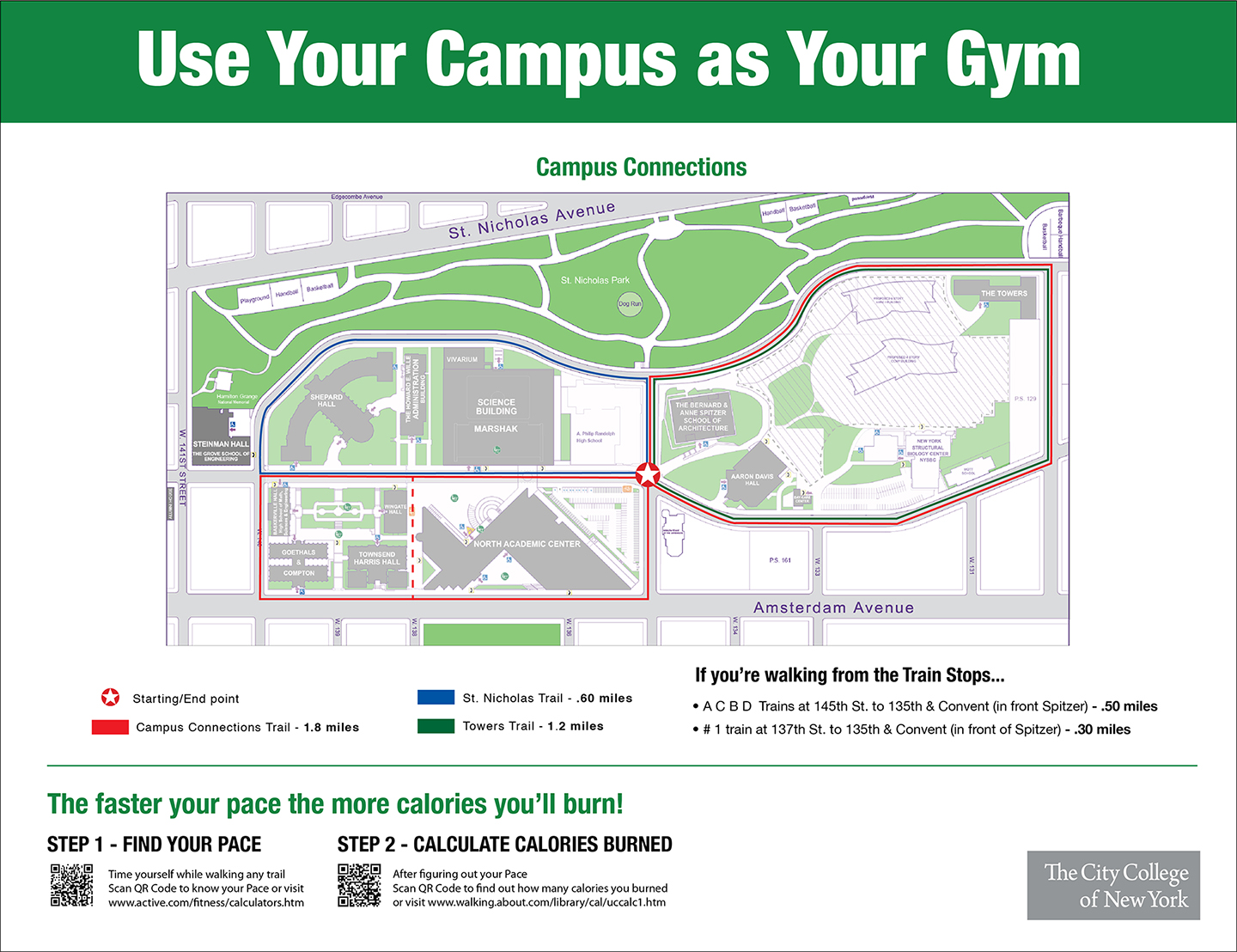 Campus Connections Map April 2013 Resized2