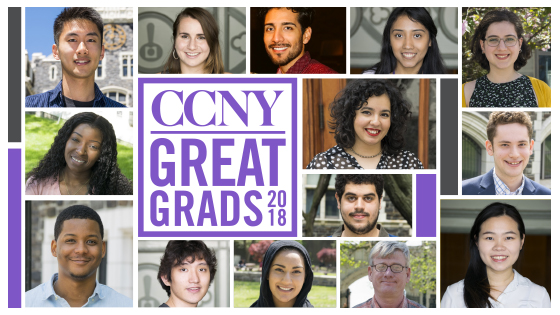 CCNY STUDENTS DRIVEN TO SUCCEED