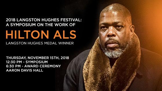 Langston Hughes Festival Turns 40
