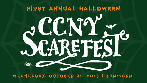 Scarefest at City College