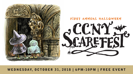 First Annual Halloween Scarefest at City College