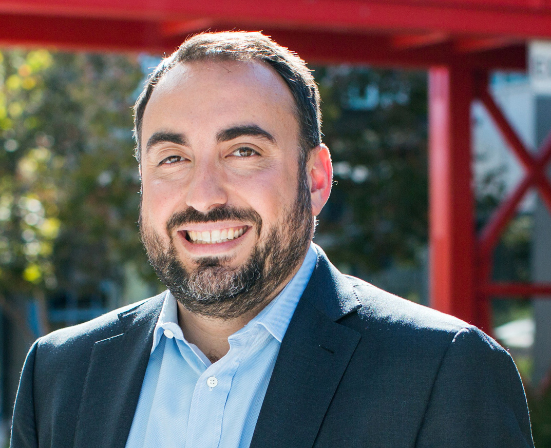Facebook Chief Security Officer Alex Stamos