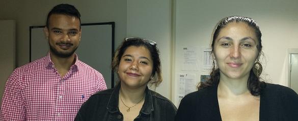 Student Assistants