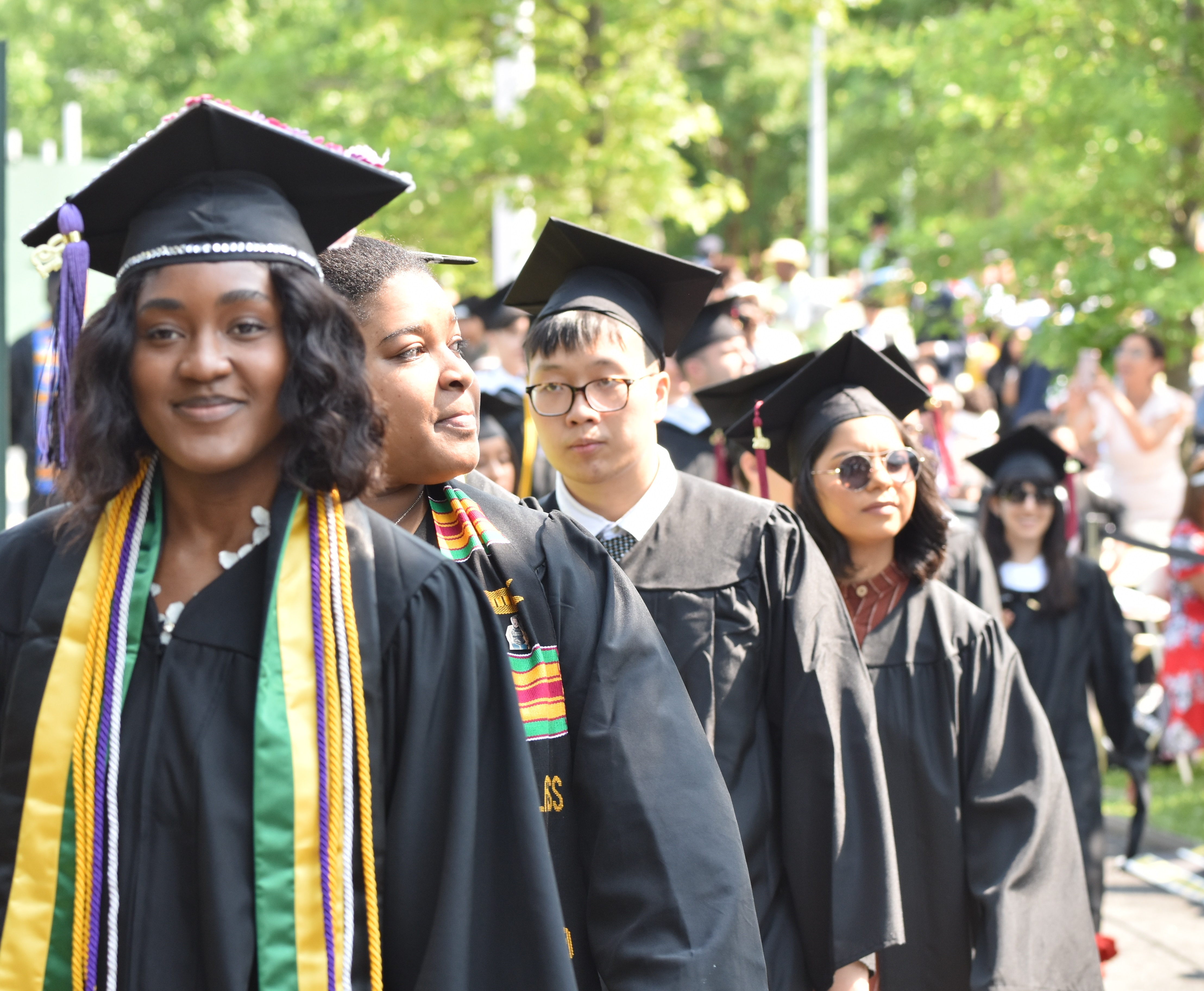 CCNY students seek excellence.
