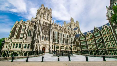 Image of Shepard Hall _About CCNY