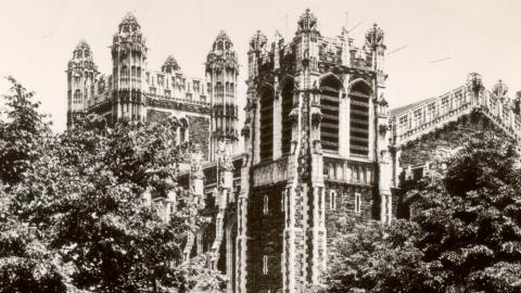 Old CCNY Shepard Hall