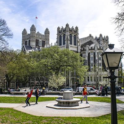 Spring 2020 brings interesting and new programs and courses to CCNY.