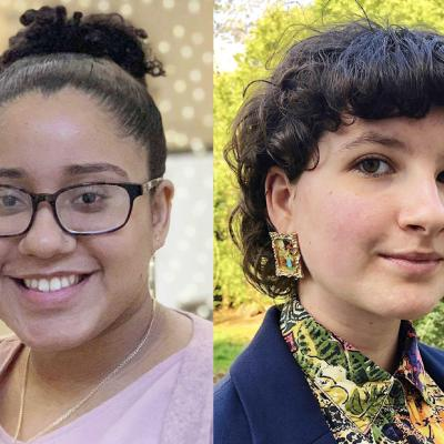 CCNY duo wins Jeannette Watson fellowships