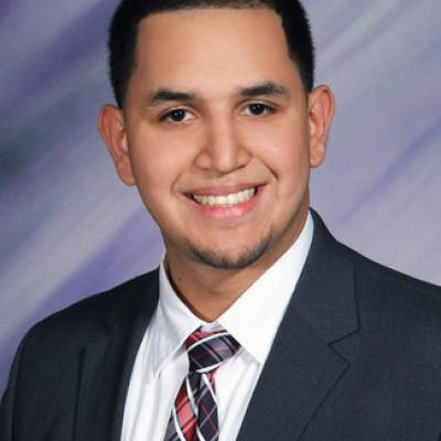 Harold Gamarro is CCNY's second GEM Fellow from the Class of 2020