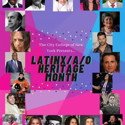The 2020 Virtual Latinx/a/o Heritage Month Kickoff takes place on Tues., September 15 from 12:30-2 p.m.