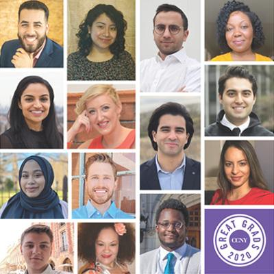 CCNY Great Grads Class of 2020