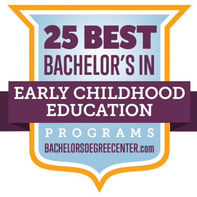25 Best Bachelor's in Early Childhood Education