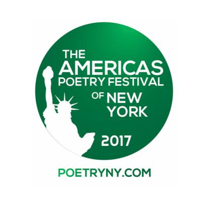 Logo The Americas Poetry Festival of New York 2017