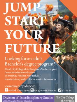 CWE Jumpstart Your Future