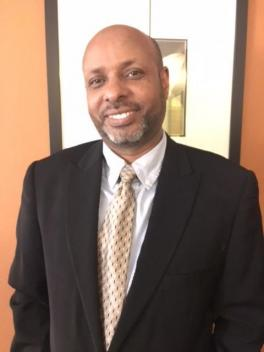 Photo of Dr. Ali Duale