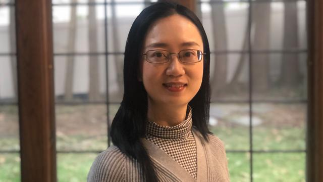 Jing Fan from CCNY's Grove School of Engineering, is the recipient of an NSF CAREER Award.