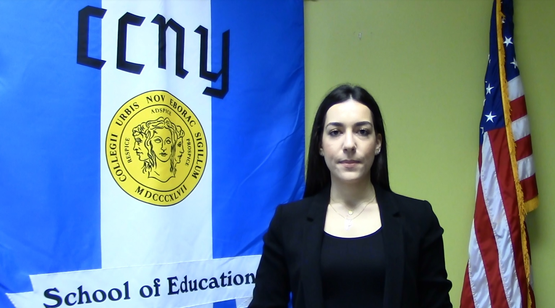 SoE Graduation 2019 Undergraduate Student Speaker Selena Vukelj