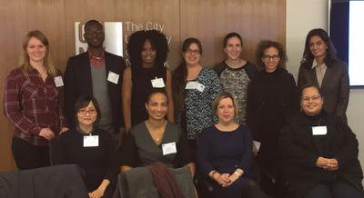 CCNY's CUNY-Mellon Fellows