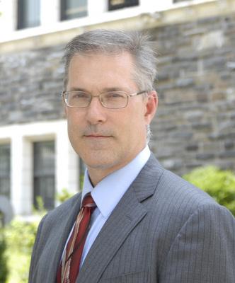 Vincent Boudreau CCNY Interim President