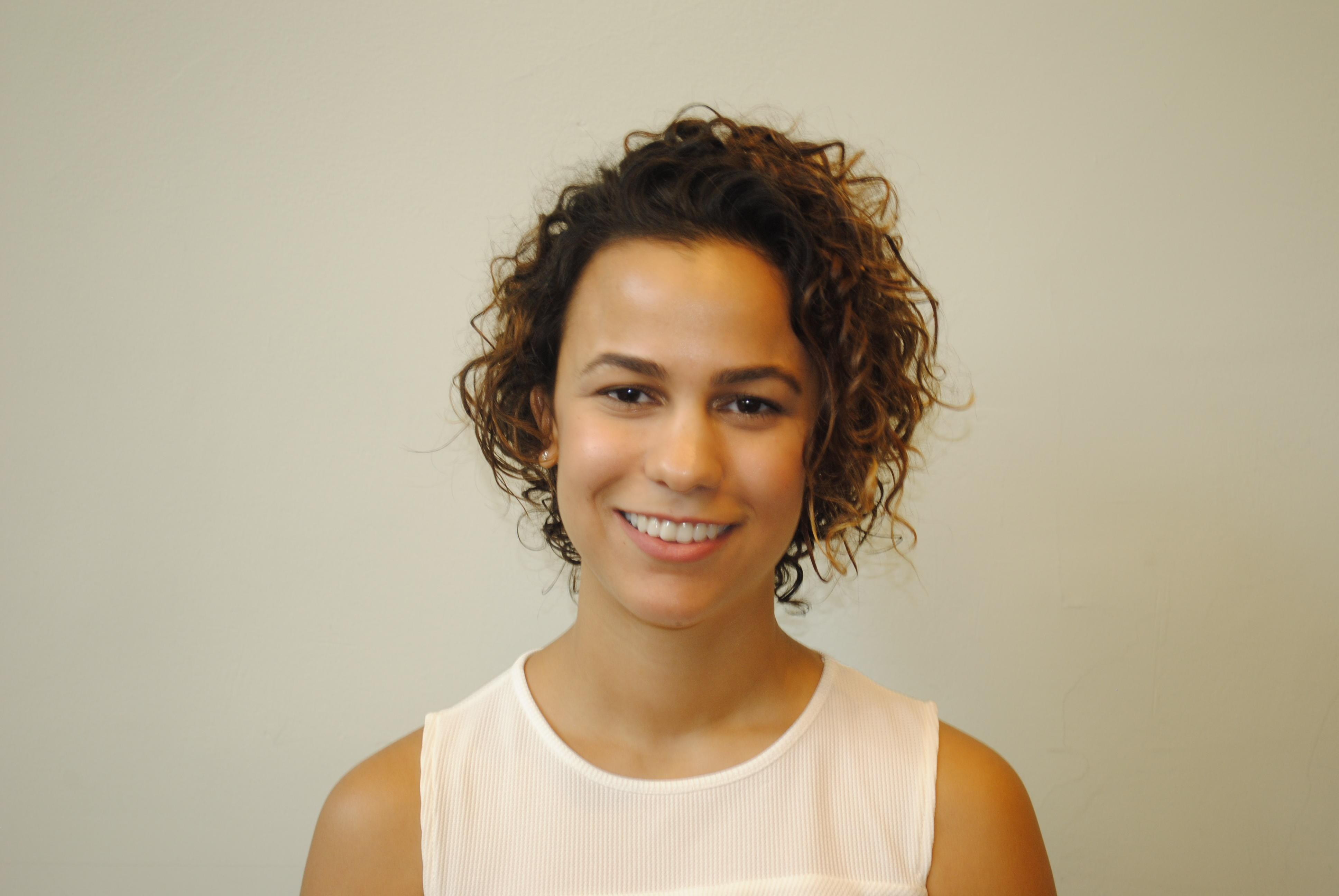 MPA student Yaritza Holguin