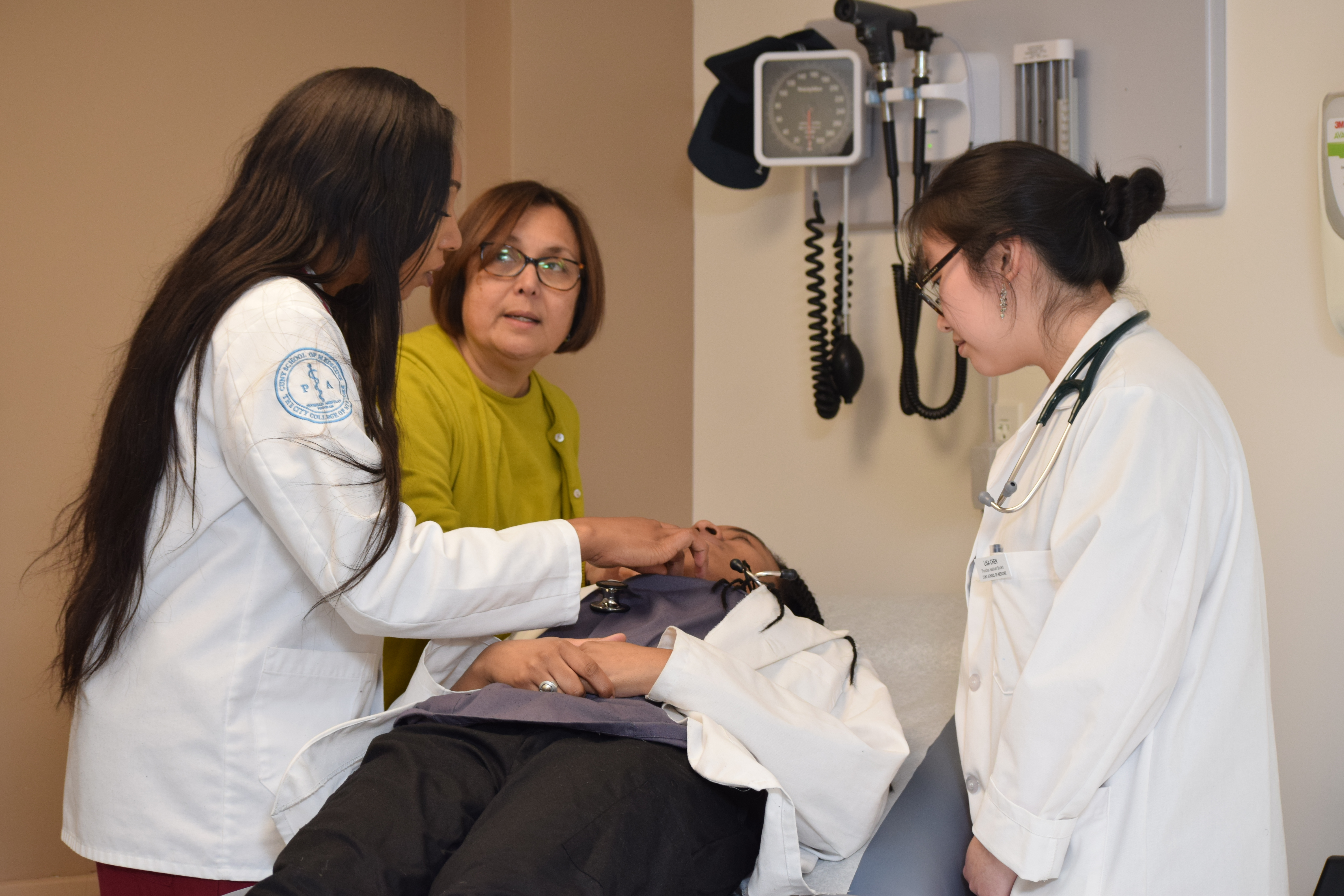 The Physician Assistant Program | The City College of New York